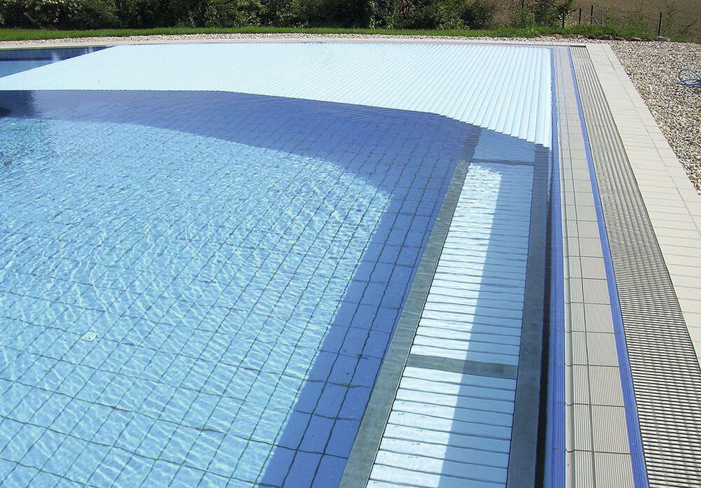 Жалюзи для бассейна Модели ROLLO SOLAR