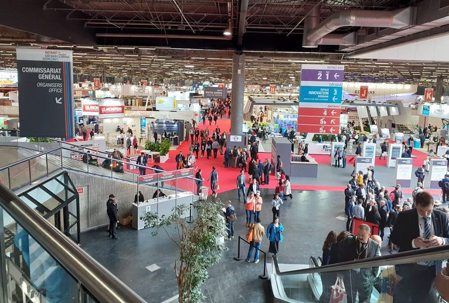 Выставка Batimat Paris 2019