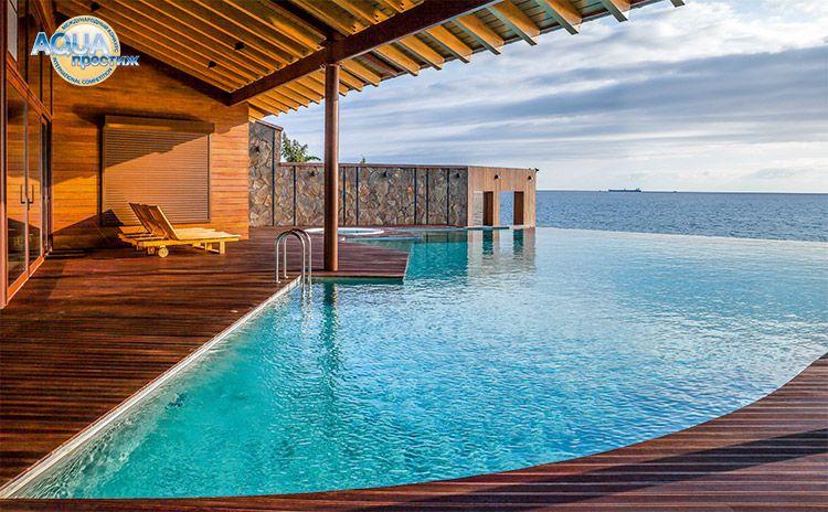 Проект Infinity pool