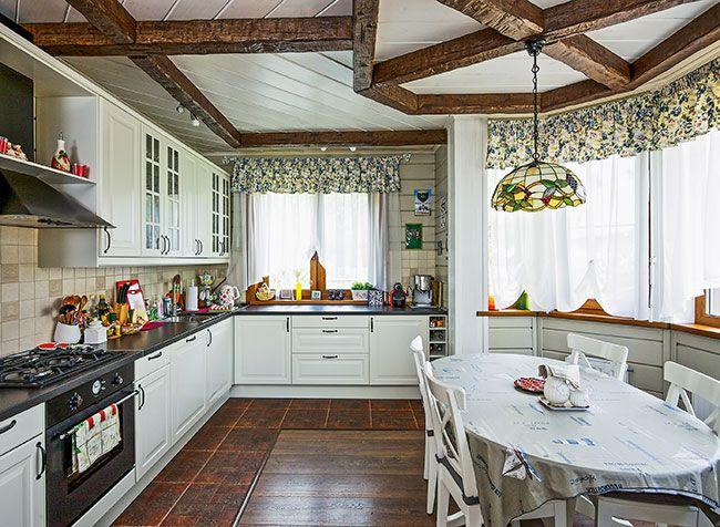 европейский дизайн дома из клееного бруса журнал деревянные дома