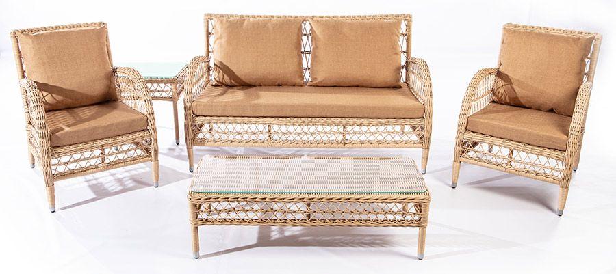 Мебель из ротанга SVS