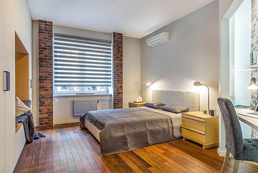 квартира в скандинавском стиле с элементами лофта дизайн интерьера