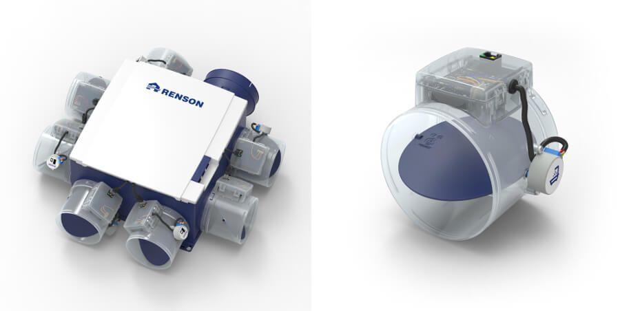 Система адаптивной вентиляции Healthbox
